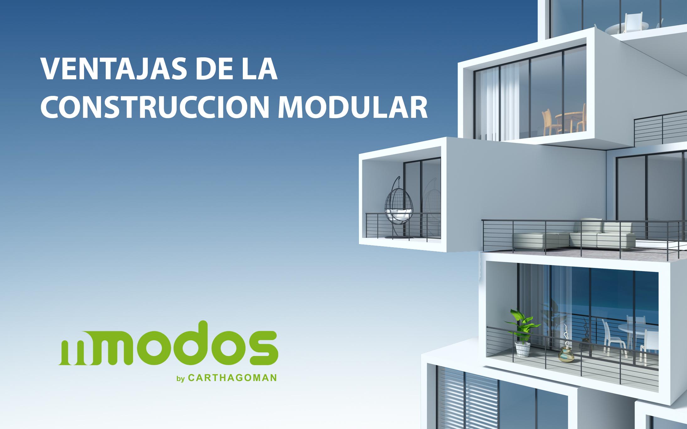 ventajas construccion modular